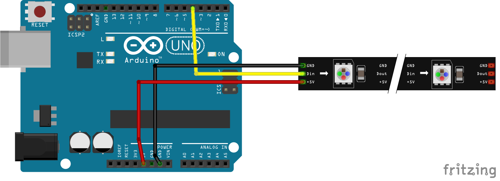 Arduino and infrared sensor